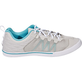 The North Face Base Camp Flow AP Sneakers Mujer, Rainy Day Ivory/Agate Green